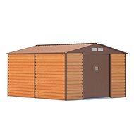 G21 GAH 884 - 277 × 319 cm, imitácia dreva - Záhradný domček
