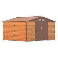 G21 GAH 1085 - 340 × 319 cm, imitácia dreva - Záhradný domček