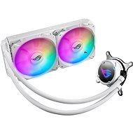 ASUS ROG STRIX LC 240 RGB White Edition - Vodné chladenie
