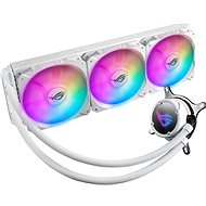 ASUS ROG STRIX LC 360 RGB White Edition - Vodné chladenie