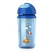 Philips AVENT fľaša termo 260 ml, modrý - Detská fľaša