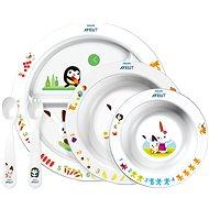 Philips AVENT Jedálenská súprava pre batoľa - Detská jedálenská súprava