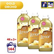 LENOR Gold Orchid 3× 1,42 l (144 praní)