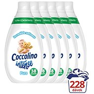 Coccolino Intense Pure 6× 570 ml (228 praní)