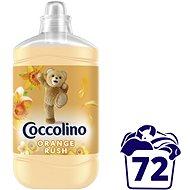 COCCOLINO Orange Rush 1,8 l (72 praní) - Aviváž