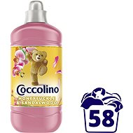 COCCOLINO Creations Honeysuckle & Sandalwood 1,45 l (58 praní) - Aviváž