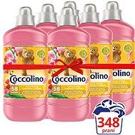 COCCOLINO Creations Honeysuckle & Sandalwood 6 x 1,45 l (348 praní)