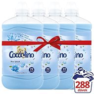 COCCOLINO Blue Splash 4× 2 l (228 praní) - Aviváž
