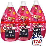 COCCOLINO Intense Fuchsia Passion 3× 960 ml (192 praní)