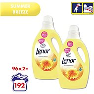 LENOR Summer Breeze 2× 2,905 l (192 praní)