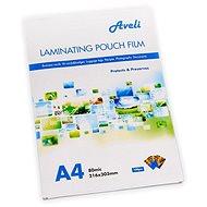 AVELI A4/160 lesklá - Laminovacia fólia