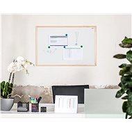 AVELI 90 × 60 cm, drevený rám - Tabuľa