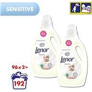 LENOR Sensitive 2× 2,905 l (192 praní)