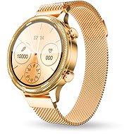 Alligator Watch Lady (M3), Gold - Smartwatch