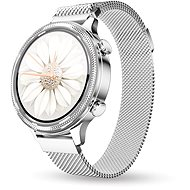 Aligator Watch Lady (M3), strieborné - Smart hodinky