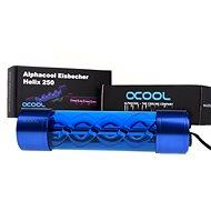 Alphacool Eisbecher Helix 250 mm, nádrž – modrá - Expanzná nádoba