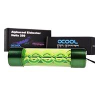 Alphacool Eisbecher Helix 250 mm, nádrž – zelená