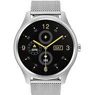 ARMODD Silentwatch 3 strieborné + modrý silikónový remienok zdarma - Smart hodinky