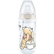 NUK fľaša Active Cup, 300 ml – Macko Pú, béžová - Detská fľaša na pitie