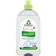 FROSCH EKO Baby Hypoalergénny umývací prostriedok na dojčenské fľaše a cumlíky 500 ml - Čistiaci prostriedok