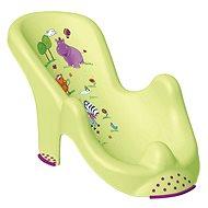 OKT Lehátko do vane HIPPO - zelené - Ležadlo do vane