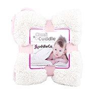 Cuddle Co. Detská deka Blush - Deka