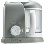 Beaba BABYCOOK SOLO sivý - Parný hrniec