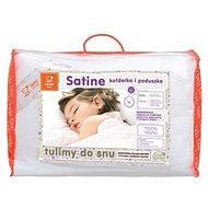 Senna Baby SATINE univerzálna perinka a vankúšik - Detská posteľná bielizeň