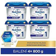 Nutrilon 1 Profutura počiatočné dojčenské mlieko 0+ 4× 800 g - Dojčenské mlieko
