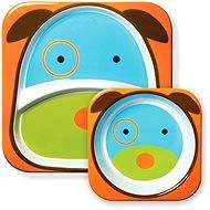 Skip hop Zoo Jedálenská súprava - Psík - Detská jedálenská súprava