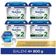 Nutrilon 2 Profutura pokračovacie dojčenské mlieko 6+ 4× 800 g - Dojčenské mlieko