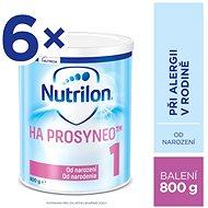 Nutrilon 1 HA PROSYNEO špeciálne počiatočné dojčenské mlieko 6× 800 g