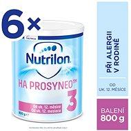 Nutrilon 3 HA PROSYNEO špeciálne mlieko pre malé deti 6× 800 g
