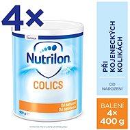 Nutrilon 1 Colics špeciálne mlieko od narodenia 4× 400 g