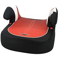 NANIA Dream Racing Red 15 – 36 kg - Podsedák do auta