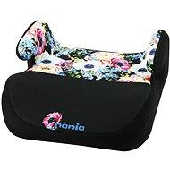 NANIA Topo Comfort Urban Line Flower 15 – 36 kg - Podsedák do auta