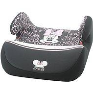 NANIA Topo Comfort Minnie Star Typo 15–36kg - Booster Seat