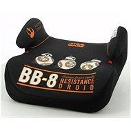 NANIA Topo Comfort Marvel Star Wars 15 – 36 kg - Podsedák do auta