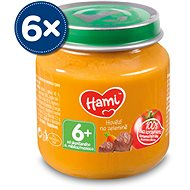 Hami Beef with Vegetables 6 × 125g - Baby Food