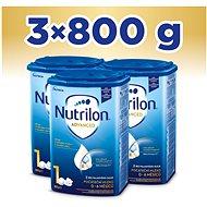 Nutrilon 1 First Formula 3× 800g - Baby Formula