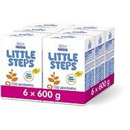 NESTLÉ LITTLE STEPS 2 pokračovacie mlieko 6m+  6× 600 g - Dojčenské mlieko