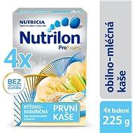 Nutrilon Profutura Obilno-mliečna kaša ryžovo-kukuričná 4× 225 g