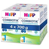 HiPP 1 BIO Combiotik 4× 700 g - Dojčenské mlieko