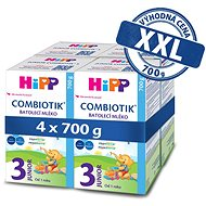 HiPP 3 Junior Combiotik 4x 700g - Baby Formula