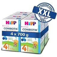 HiPP 4 Junior Combiotik 4× 700 g - Dojčenské mlieko