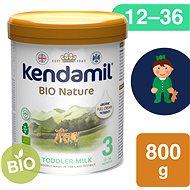 Kendamil batoľacie BIO mlieko 3 DHA+  (800 g) - Dojčenské mlieko
