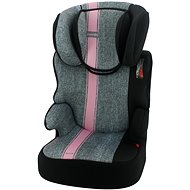 NANIA Befix First Linea Grey Pink 15 – 36 kg - Autosedačka