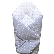 COSING SLEEPLEASE Karo Grey - Swaddle Blanket