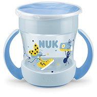 NUK Mini Magic Cup 160 ml modrý - Detský hrnček