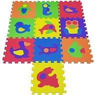 COSING EVA Puzzle podložka – Zvieratká (10 ks)